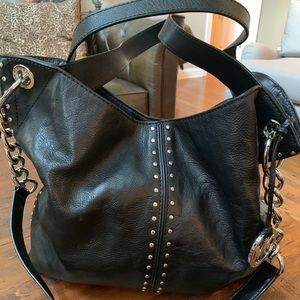 9172b22f2910 Women Studded Michael Kors Bag on Poshmark